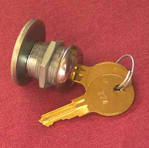 HP20A  Lock & Keys