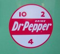 DP107  Dr. Pepper Clock