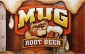DP132Q  WH MD MUG ROOT BEER