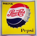 DP107F  Single Dot Pepsi