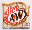 DP131CD  DIET A & W - CAVALIER STACK